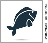Fish Simple Icon
