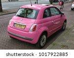 amsterdam  netherlands   july 8 ... | Shutterstock . vector #1017922885