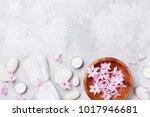 spa  aromatherapy  beauty... | Shutterstock . vector #1017946681