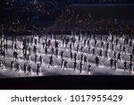 rio de janeiro  brazil  ... | Shutterstock . vector #1017955429
