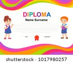 children banner template | Shutterstock .eps vector #1017980257