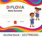 children banner template   Shutterstock .eps vector #1017980281