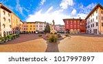 town of cividale del friuli... | Shutterstock . vector #1017997897