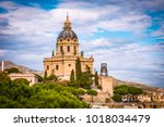 messina  sicily  cathedral | Shutterstock . vector #1018034479