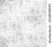 texture of dust  spots  lines ... | Shutterstock . vector #1018048054