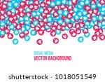 creative vector illustration of ... | Shutterstock .eps vector #1018051549