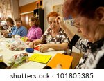 podporozhye  russia   may 4 ... | Shutterstock . vector #101805385