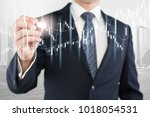 financial business services | Shutterstock . vector #1018054531