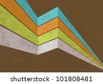 vector retro background with... | Shutterstock .eps vector #101808481