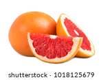 one big red sweet whole... | Shutterstock . vector #1018125679