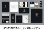 corporate identity branding...   Shutterstock .eps vector #1018132447