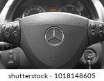 kortrijk  belgium  january 30st ... | Shutterstock . vector #1018148605