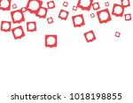 social media background with... | Shutterstock .eps vector #1018198855