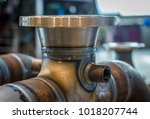 High Pressure Pipes Welded To...