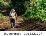 san miguel duenas  guatemala  ... | Shutterstock . vector #1018221127