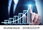business development to success ... | Shutterstock . vector #1018222219