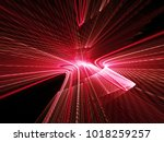 abstract red and black... | Shutterstock . vector #1018259257