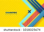 Hipster Modern Geometric...