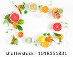 Fruit Background. Colorful...