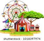 vector illustration of... | Shutterstock .eps vector #1018397974
