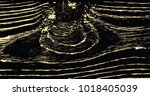 vector gold wooden background.... | Shutterstock .eps vector #1018405039