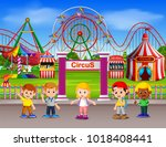 vector illustration of... | Shutterstock .eps vector #1018408441