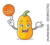 With Basketball Butternut...