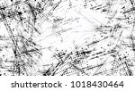 dots and spots of halftone... | Shutterstock .eps vector #1018430464