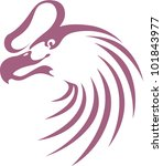 creative andean condor...   Shutterstock .eps vector #101843977