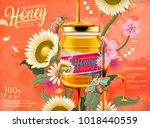 Attractive Honey Ads  Honey...