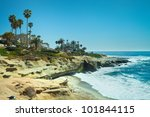 San Diego California Coast Lin...