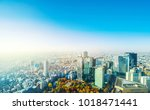 asia business concept for real... | Shutterstock . vector #1018471441
