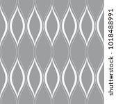 vector seamless pattern. modern ... | Shutterstock .eps vector #1018488991