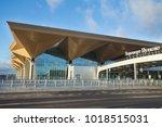 saint petersburg  russia  ...   Shutterstock . vector #1018515031