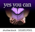your mentor says yes you can  ... | Shutterstock . vector #1018519501