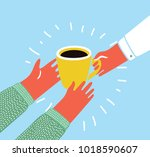 vector cartoon colorful... | Shutterstock .eps vector #1018590607