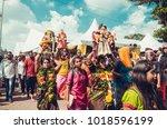 kuala lumpur  malaysia  ... | Shutterstock . vector #1018596199