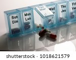 daily medicine for health and...   Shutterstock . vector #1018621579