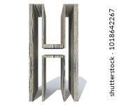 conceptual wood or wooden brown ...   Shutterstock . vector #1018642267