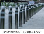 iron with a chain around the... | Shutterstock . vector #1018681729