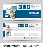 set of banners for web... | Shutterstock .eps vector #1018683994