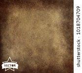 old wall texture. vector. | Shutterstock .eps vector #1018704709