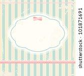 vector background in shabby...   Shutterstock .eps vector #101871691
