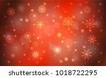 light red vector layout with...   Shutterstock .eps vector #1018722295