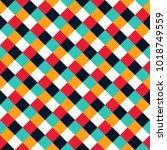 seamless abstract vector...   Shutterstock .eps vector #1018749559