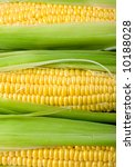 Abstract Pattern Of Corn