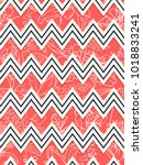 abstract seamless pattern with... | Shutterstock .eps vector #1018833241