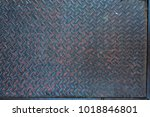 Small photo of alloy steel plate wall with diamond pattern