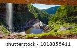 kaaterskill falls   hudson...   Shutterstock . vector #1018855411