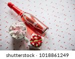 valentines day celebration | Shutterstock . vector #1018861249